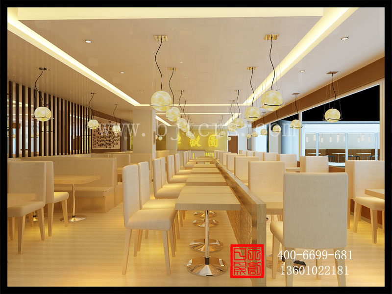 专业快餐店设计公司