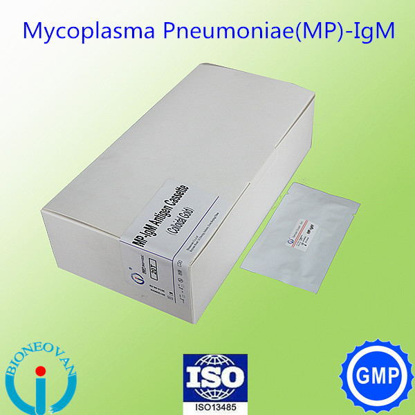 Mycoplasma Pneumoniae (MP)-IgM rapid test cassette