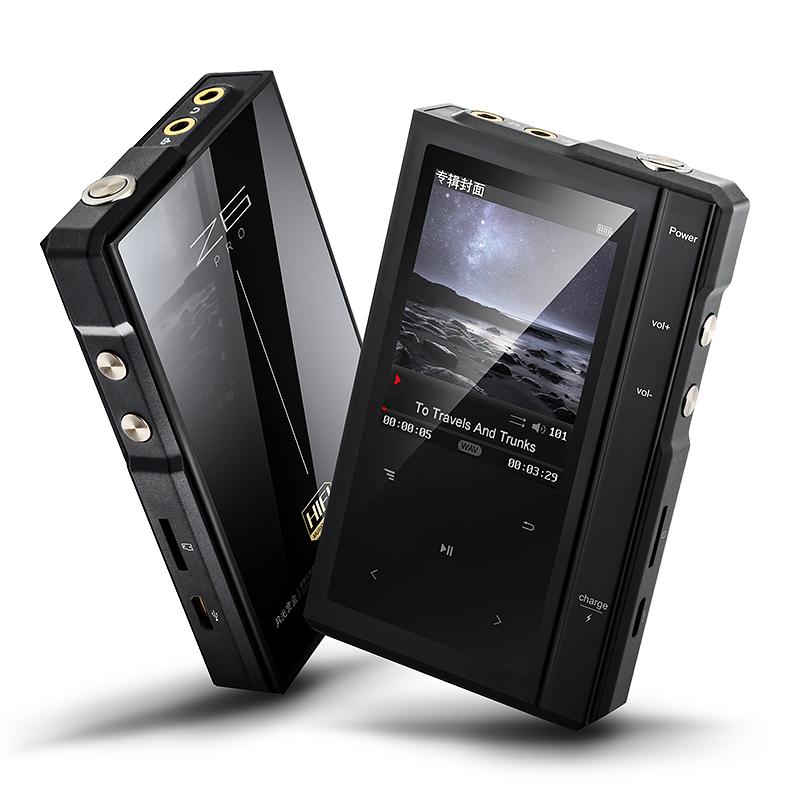月光宝盒便携无损HIFI播放器Z6Pro
