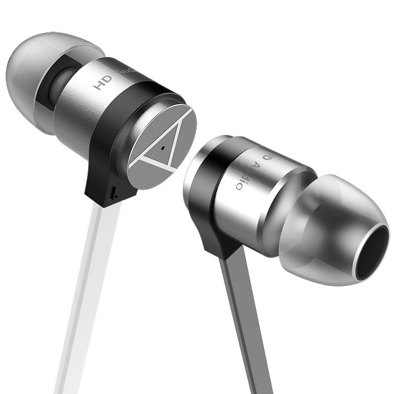 月光宝盒运动圈铁耳机H3
