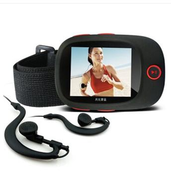 月光宝盒运动款MP3 F100