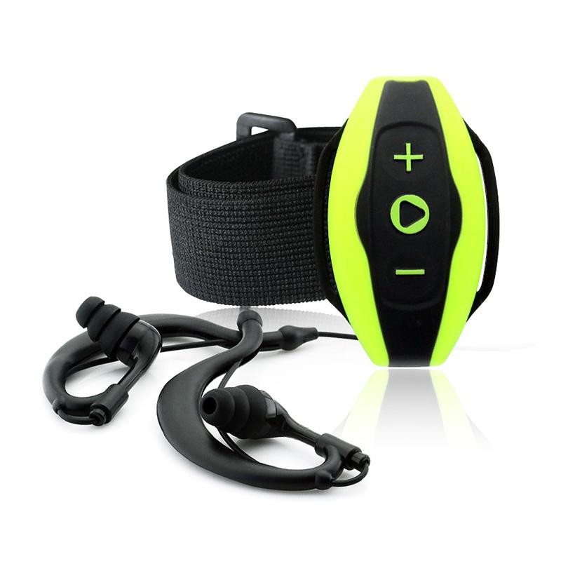 月光宝盒防水MP3播放器HF100