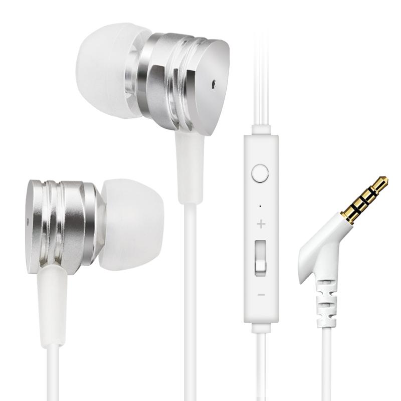 月光宝盒 Y5全金属入耳式耳机