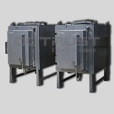 强风降温工业炉(工业焙烧炉、航空炉、排胶炉、型芯焙烧炉)