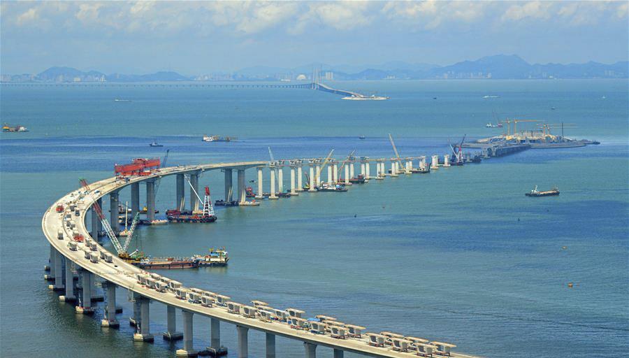 与祖国同舟共济我自豪我骄傲——诺斯顿为港珠澳大桥香港段人工岛BIM项目提供技术支持