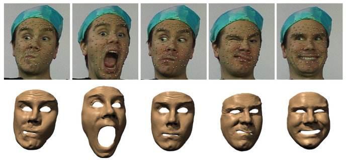 【诺斯顿】人脸三维扫描案例