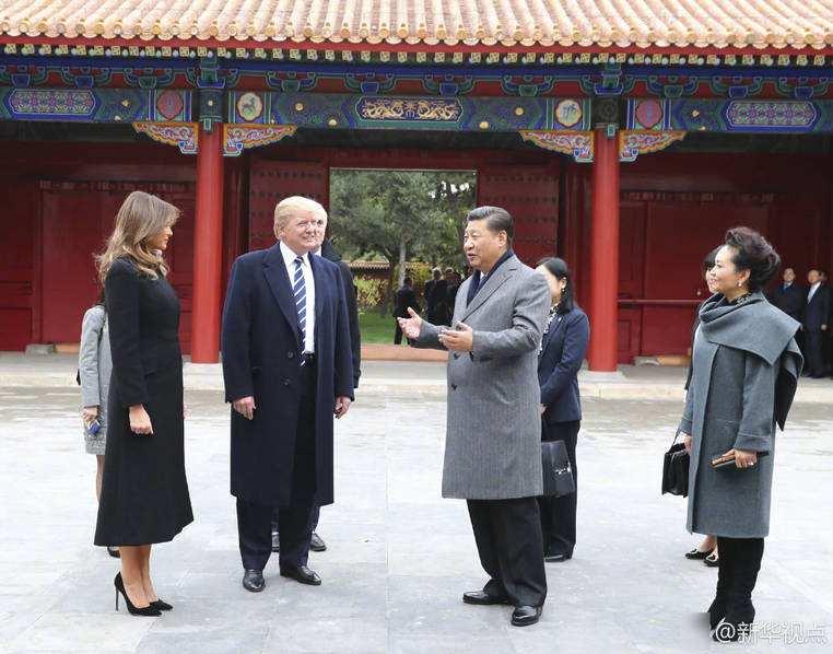 【诺斯顿】为什么在宝蕴楼接见美国总统?
