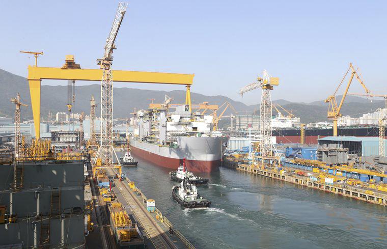 【诺斯顿】天津新港船厂三维数字化项目