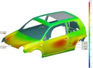 【诺斯顿】三维扫描在车辆检测方面的应用
