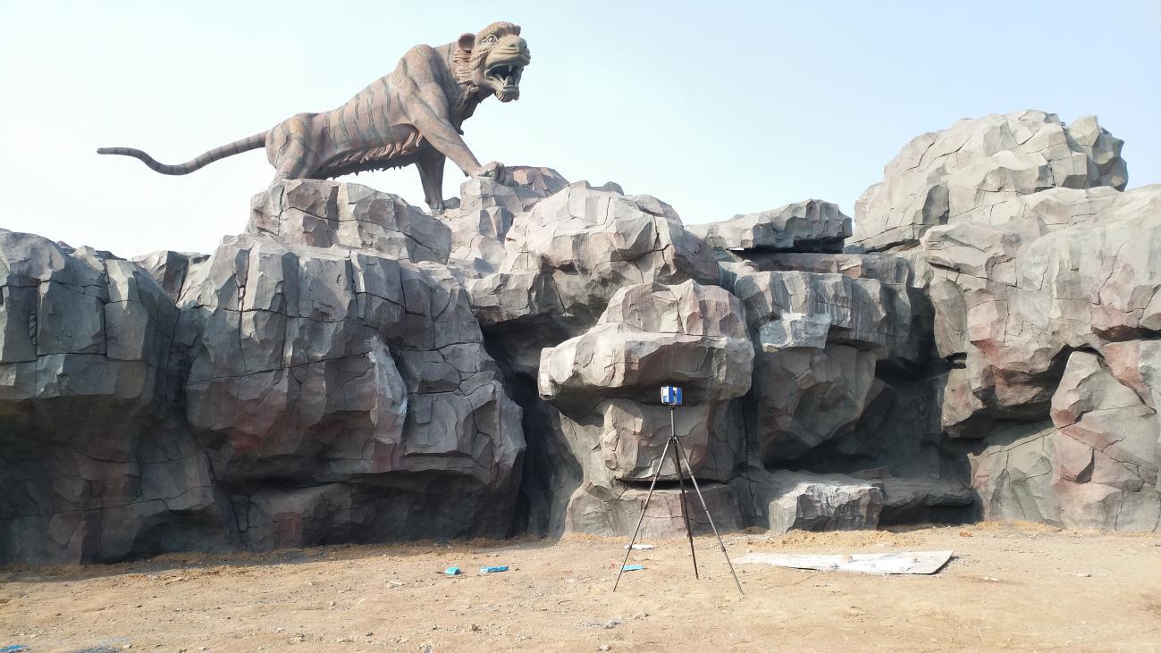 【诺斯顿】如果三维扫描用于动物园,那些狮子熊猫们会是什么表情?