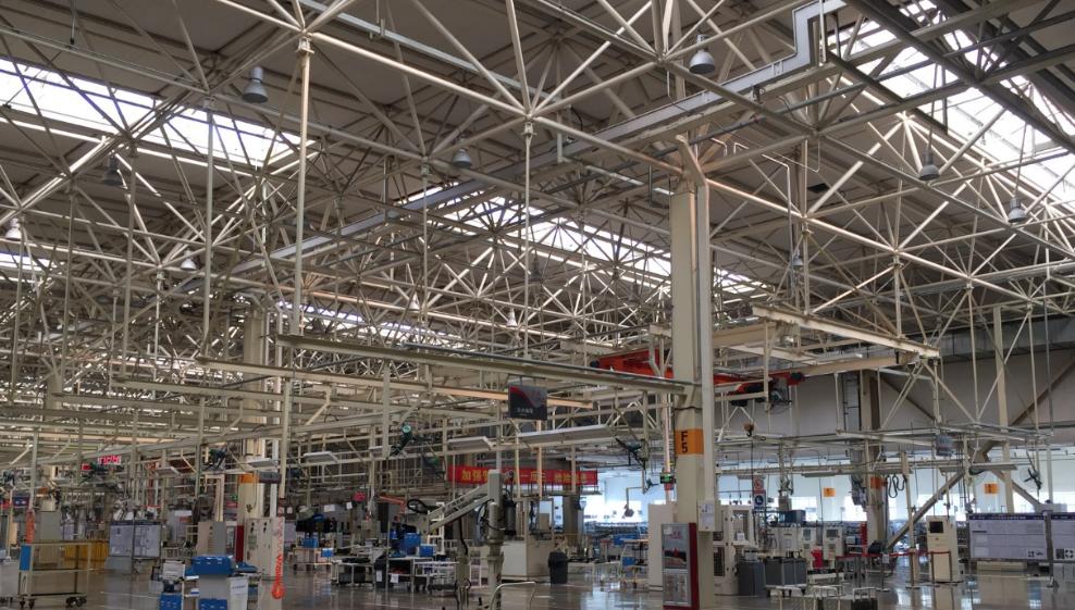 【诺斯顿】三维扫描在汽车工厂数字化方面的应用