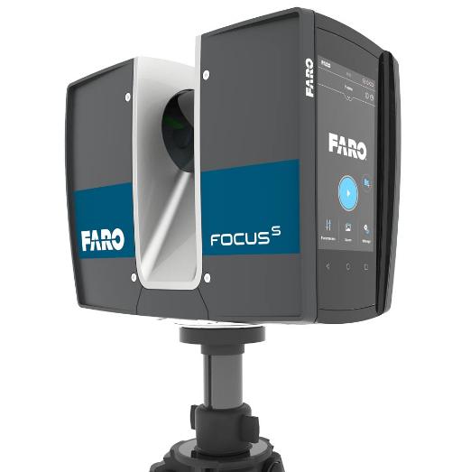 FARO FocusS 350 大空间三维激光扫描仪