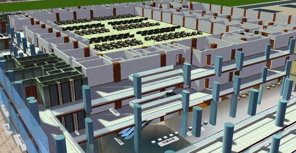 【诺斯顿】如何实现建筑改造BIM建模更快、更精准?