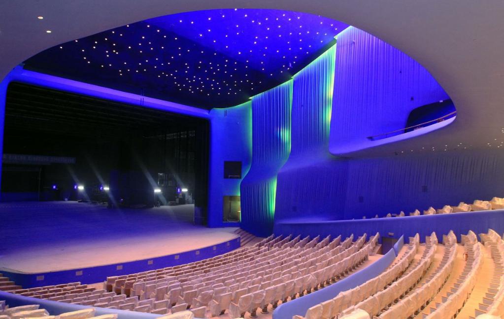 【诺斯顿】三维扫描在复杂建筑装饰装修工程中的应用
