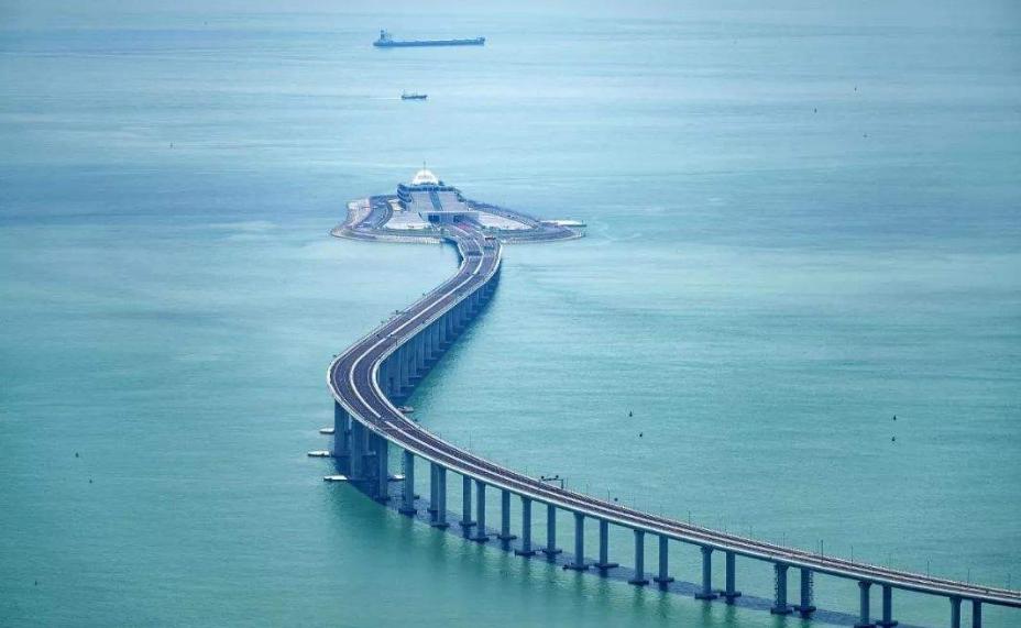 【诺斯顿】港珠澳大桥开通!三维激光扫描在桥梁BIM中的应用