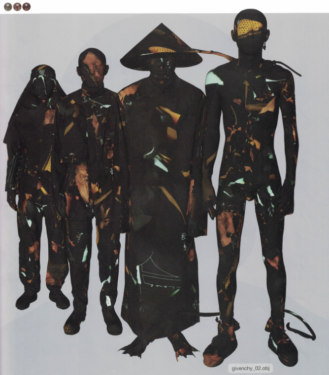 【诺斯顿】三维扫描在服装设计领域的应用