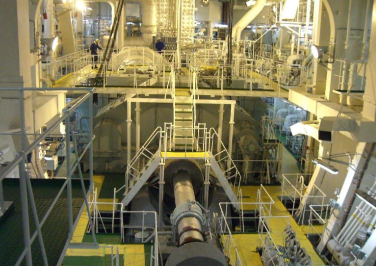 【诺斯顿】三维扫描在船舶逆向工程中的应用