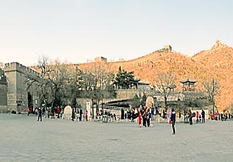 案例:长城望京文化广场舞台改造三维激光扫描项目