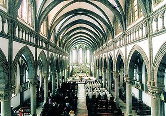 案例:民国时期哥特式教堂三维激光扫描项目