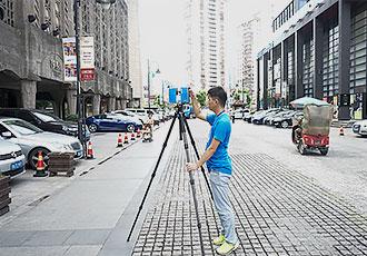 案例:上海1933老场坊三维扫描|小时代外景地|民国老建筑|诺斯顿三维激光扫描服务