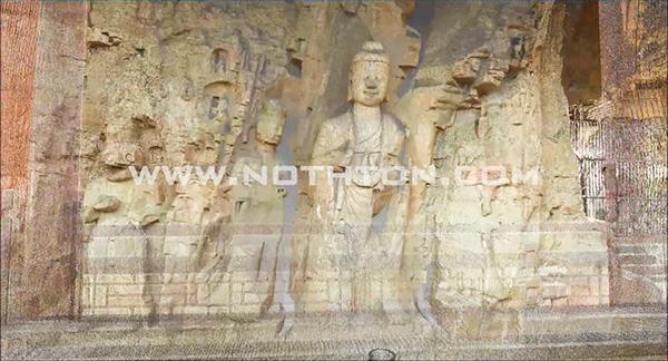 三维扫描技术在文物考古应用中存在的优势及应注意的问题