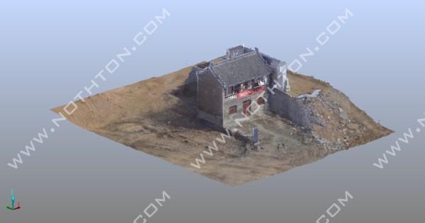 三维扫描精彩案例集锦之古建筑数字化存档