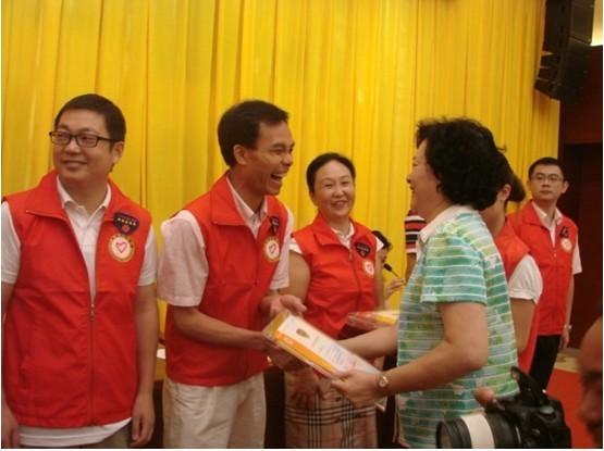 会议于8月31日上午在广州珠岛宾馆八角楼会议厅召开