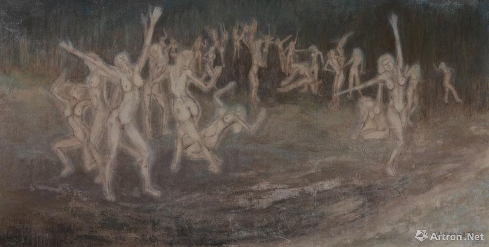 薛宣林《生命奏鸣曲》之二作品展示 市场价格: 咨询价