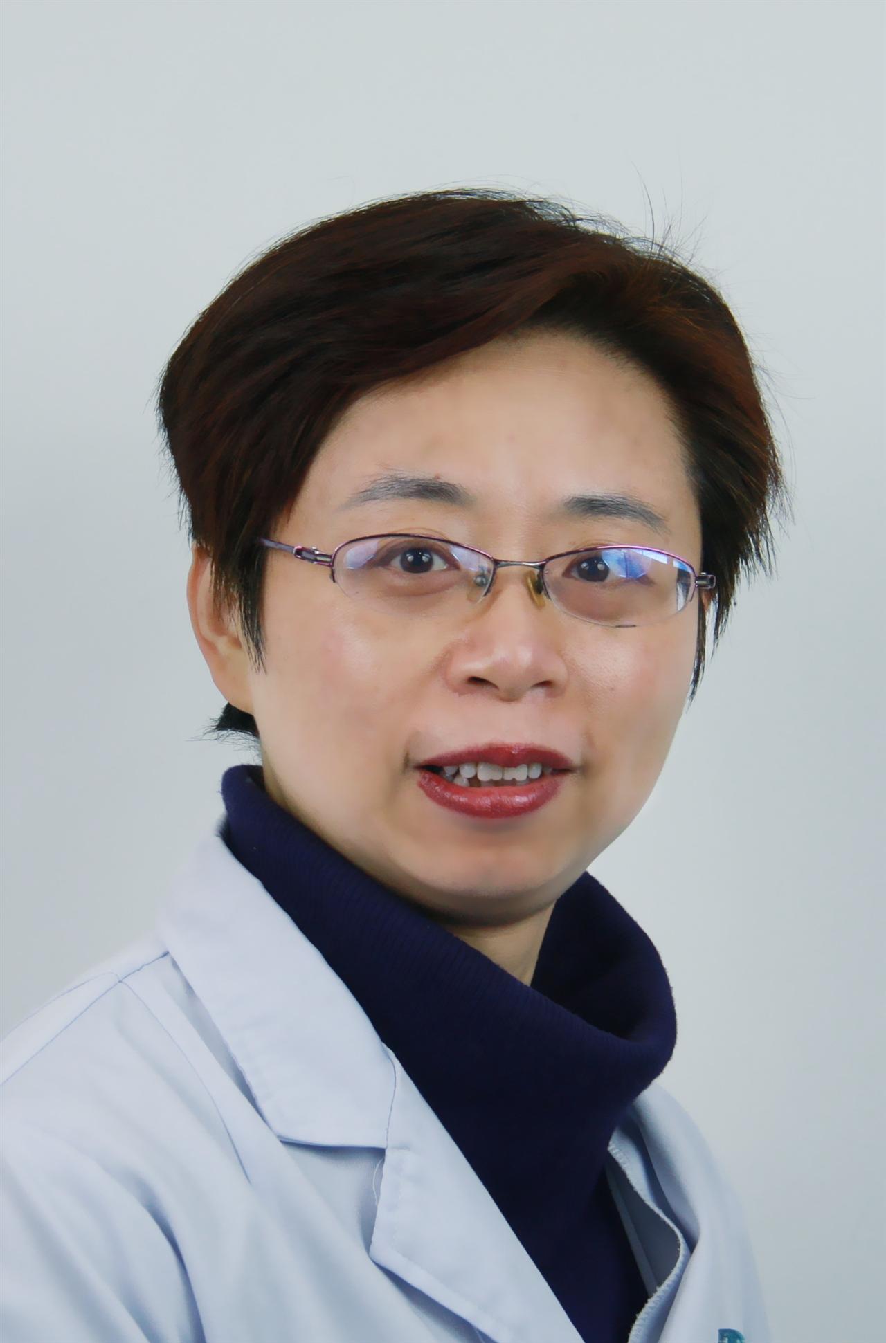第二届秦淮区名中医-林莉