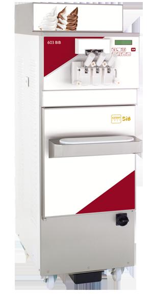 ICETEAM1927 603 台式软冰淇淋机