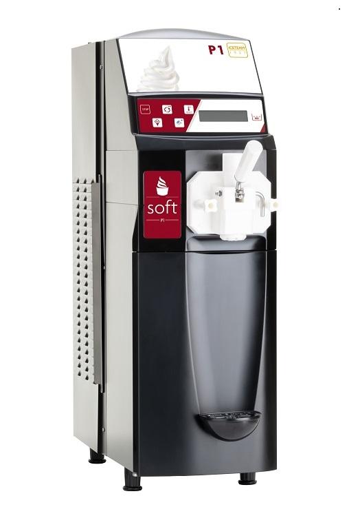 ICETEAM1927 P1单头台式软冰淇淋机