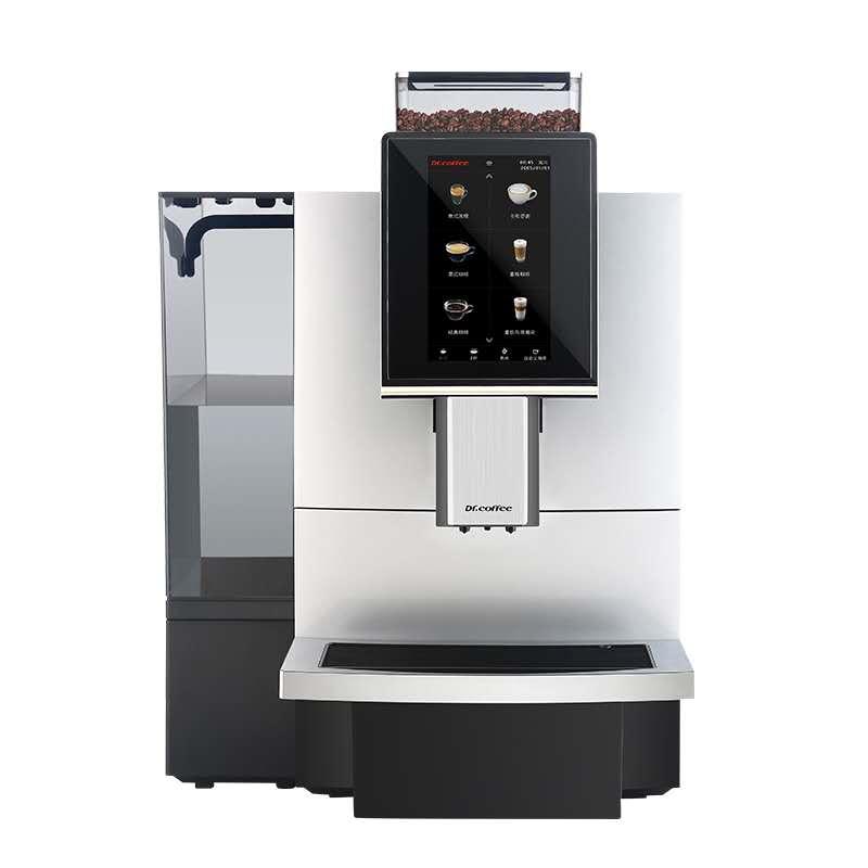 咖博士F12商用全自动咖啡机