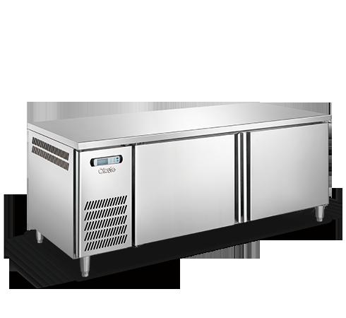 冷冻冷藏平面工作台