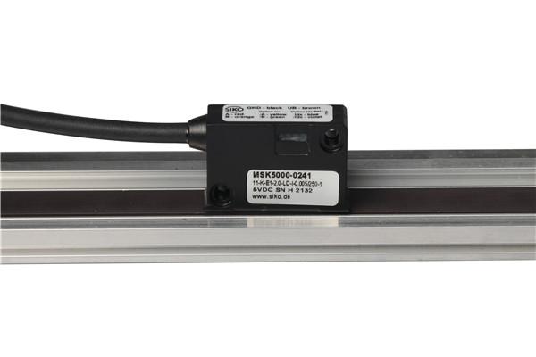 MSK5000磁栅尺常见故障的解决方法