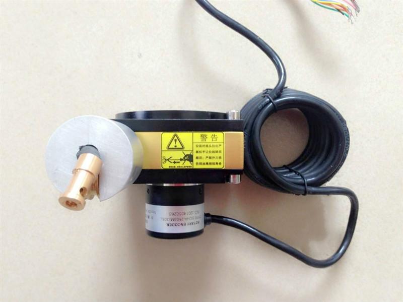 湖北湖南5米拉线编码器带滚轮的编码器的原理及优点