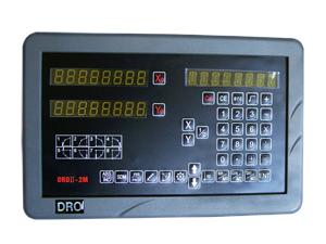 DRO-2M铣床数显表
