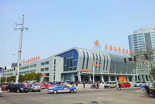 南通启东车站