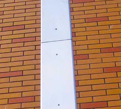 外墙盖板型