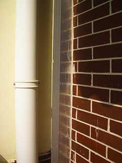 外墙卡锁转角
