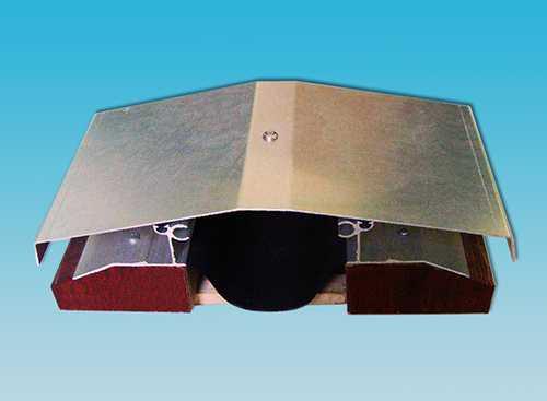 屋面变形缝平型