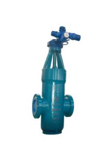 高硫高酸天然气集输工程用平板闸阀