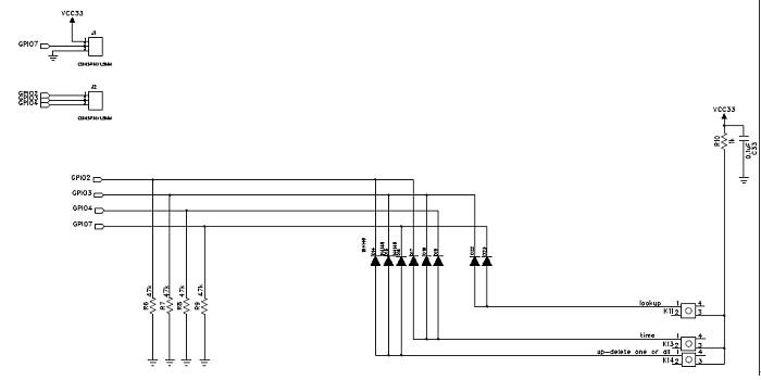 电路 电路图 电子 原理图 700_350