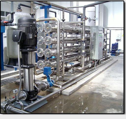 20吨/小时水处理设备