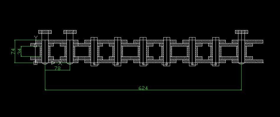 8节距链条截图