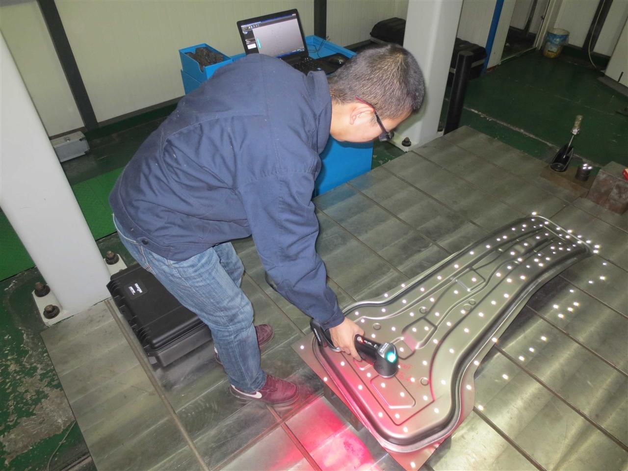 CREAFORM 3D 扫描仪
