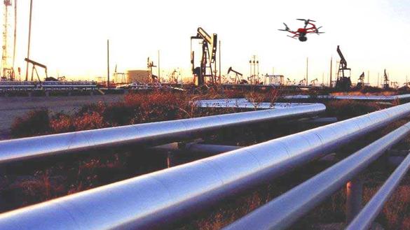 哈瓦无人机石化应用行业应用解决方案