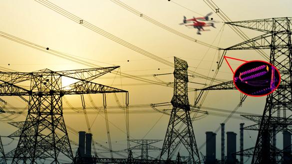 哈瓦无人机电力应用行业应用解决方案