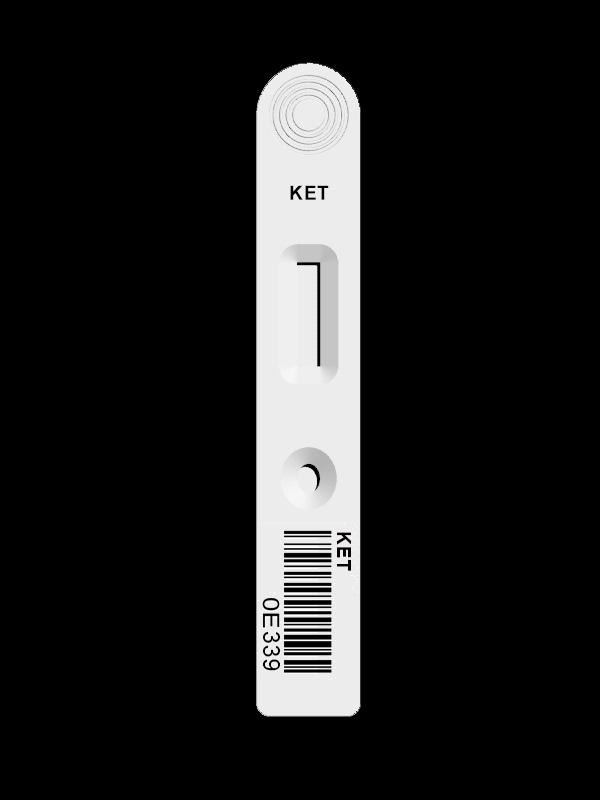 Picture of Ketamine (KET) Quantitative Rapid Test (Hair)