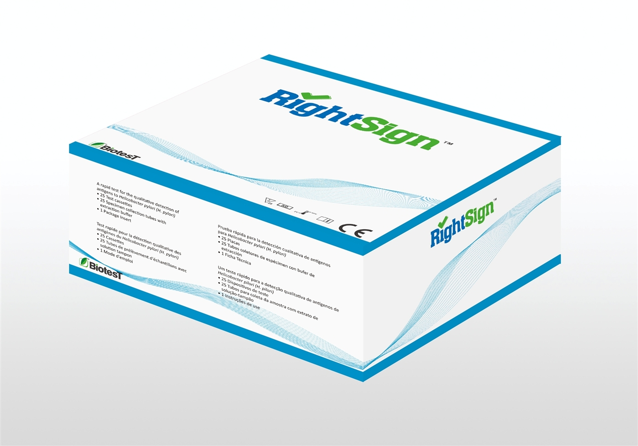 Picture of H. pylori Rapid Tests