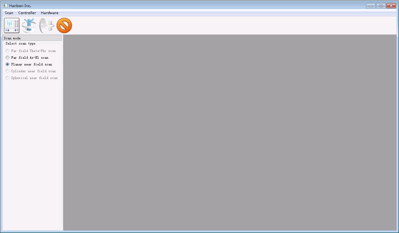 瀚博科技天线测量软件系统集成